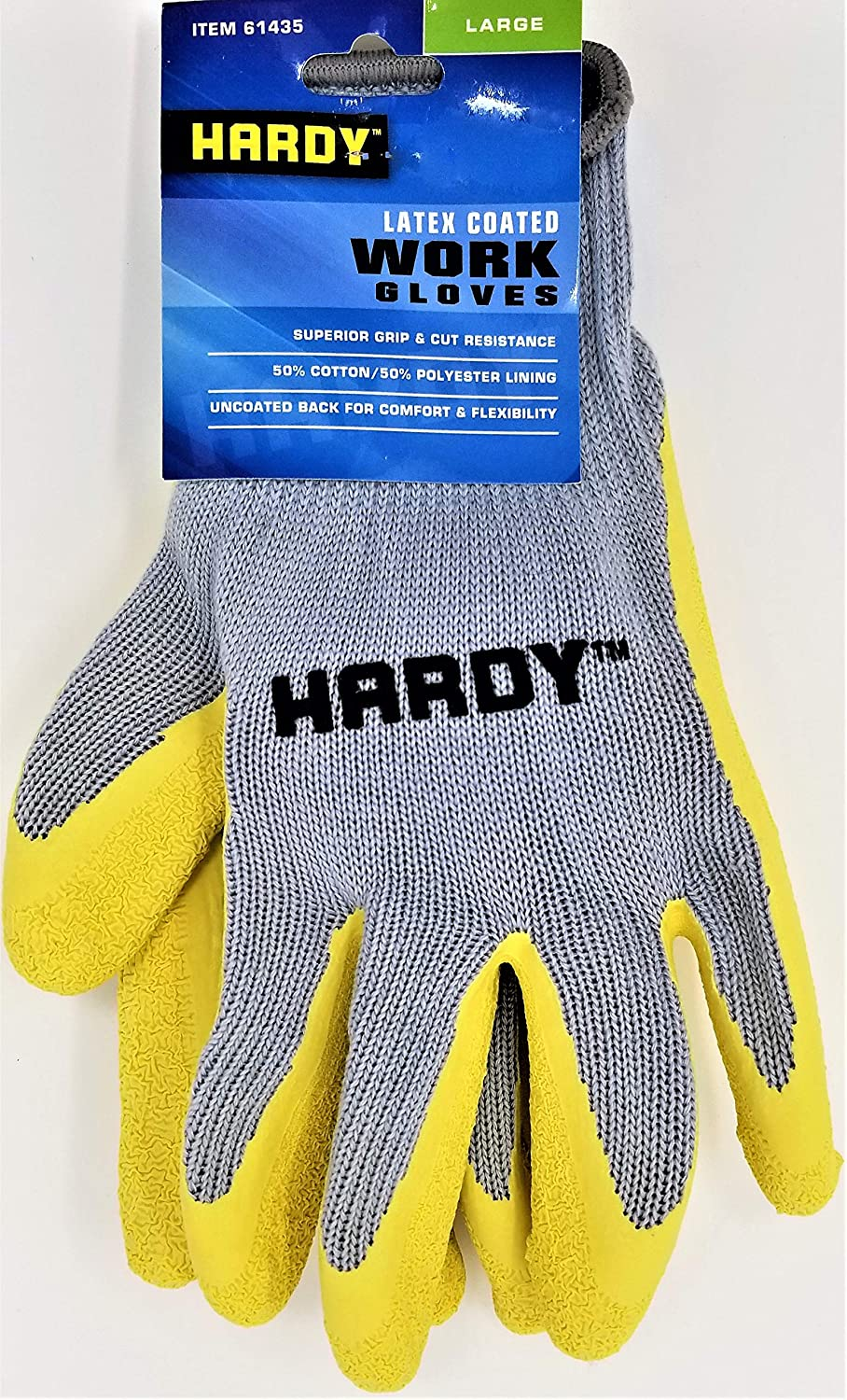 Choose from HARDY Professional Mechanic/'s Gloves Medium Large X-Large Gloves