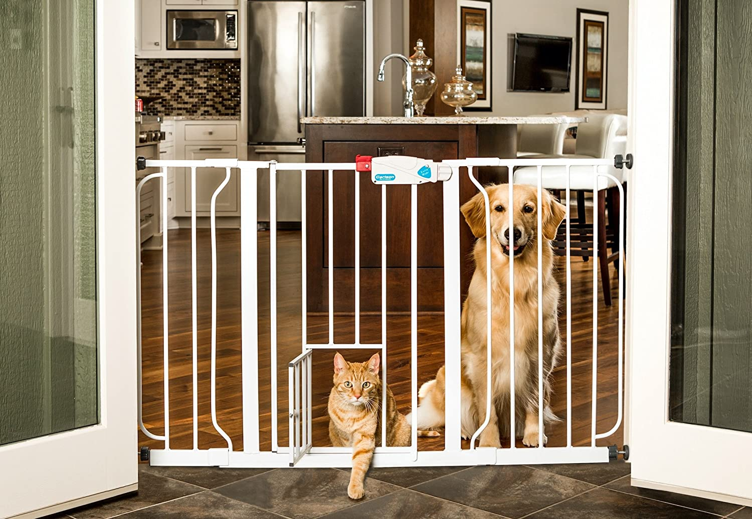 barn dog for com and pin door baby labs gates dogs doors gate simplykierste