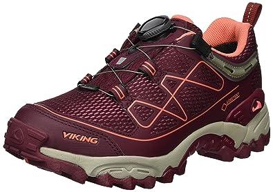 Viking Women s Anaconda Boa IV GTX Low Rise Hiking Boots f46709fa5