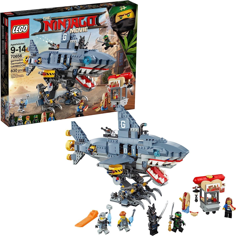 THE LEGO NINJAGO MOVIE garmadon, Garmadon, GARMADON! 70656 Building Kit (830 Piece) (Amazon Exclusive)