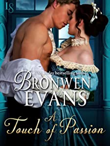 A Touch of Passion: A Disgraced Lords Novel (The Disgraced Lords Book 3)