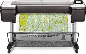 HP Designjet T1700 44-in PostScript Colour Thermal inkjet 2400 x 1200DPI 1118 x 1676 large format printer: Hp: Amazon.es: Informática