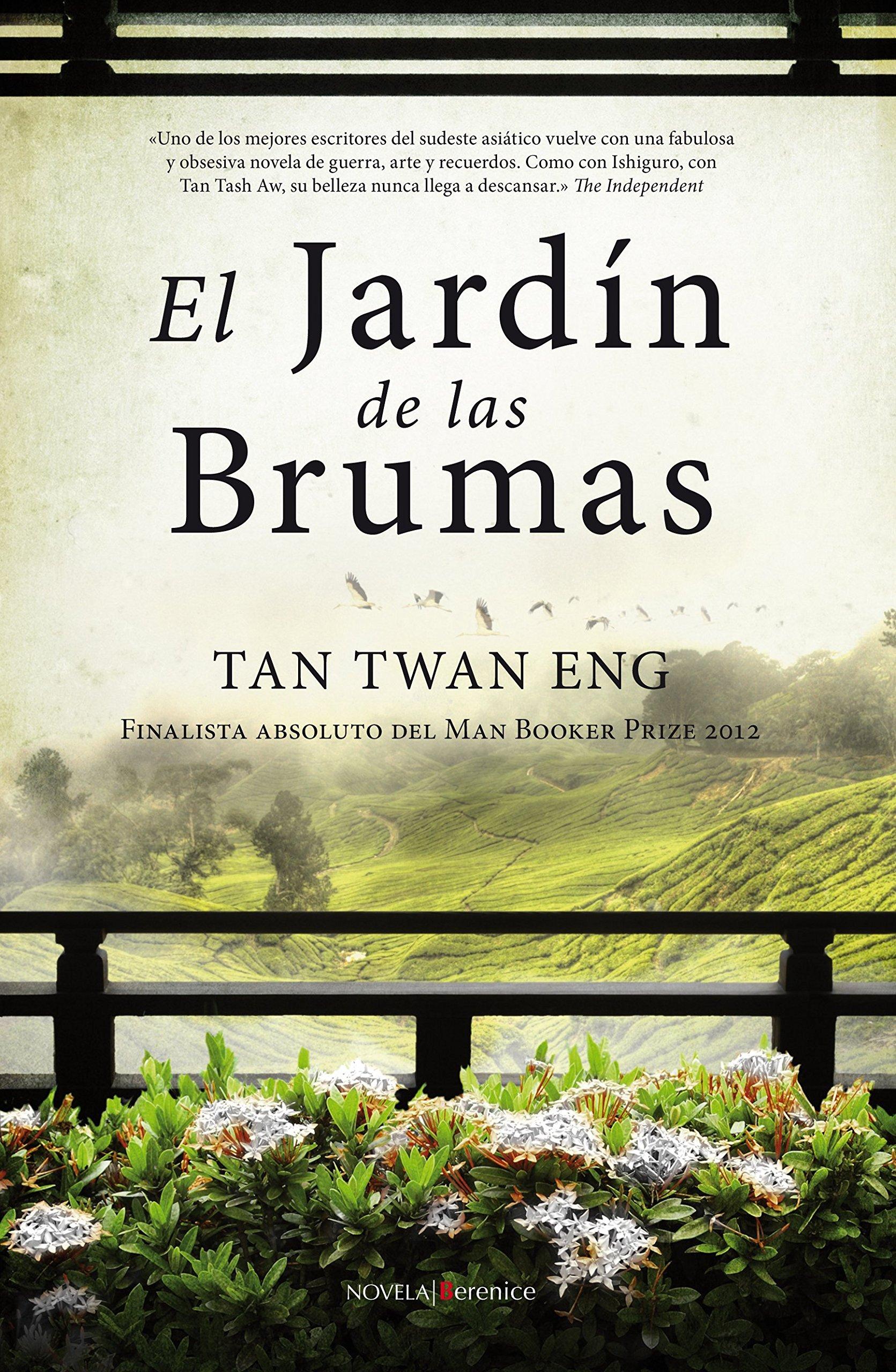 Image result for el jardín de las brumas