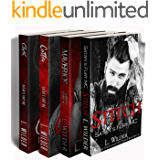 Satan's Fury MC Boxed Set: Books 1-4
