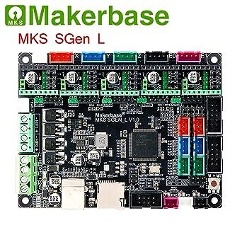 Amazon.com: BZ - Placa controladora 3D MKS SGen L V1.0 de 32 ...