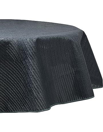 DHHY PVC Nappe Ronde Imprim/ée Imperm/éable Et R/ésistante /À lhuile Home H/ôtel D/écor/é Nappe E Diam/ètre 90cm
