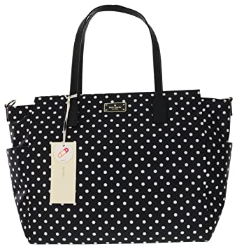 43bc21187e80 Amazon.com   Kate Spade New York Blake Avenue Kaylie Baby Bag Diaper Bag  (Diamond Dot)   Baby
