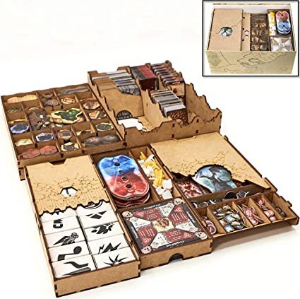 Gloomhaven extra attack modifier deck cards board game