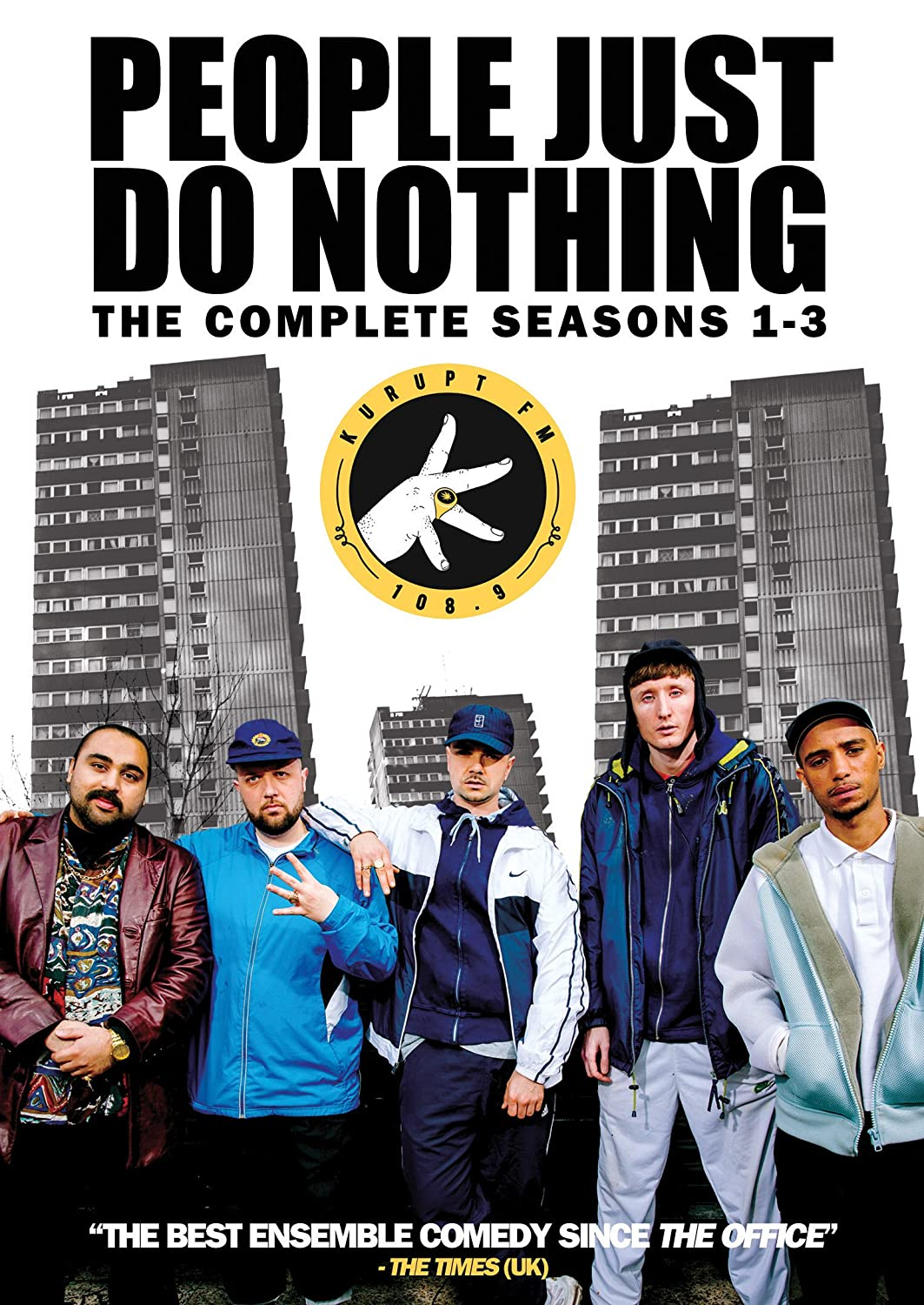 People Just Do Nothing: Complete Seasons 1-3