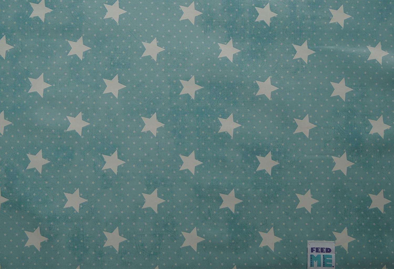 Feed ME Blissful Blue Stars Floor Splash Mat (Large) Murtagh Edwards