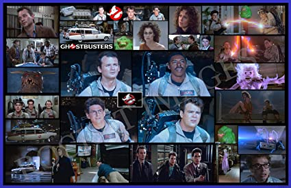 Amazoncom Ghostbusters 1984 Custom Movie Poster 11x17 Buy Any 2