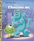 Monsters, Inc. Little Golden Book (Disney/Pixar Monsters, In
