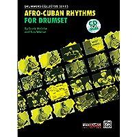 Afro-Cuban Rhythms for Drumset +CD