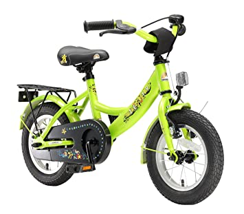 Bikestar   Bicicleta Infantil 12 Pulgadas   Color Verde   A Partir ...