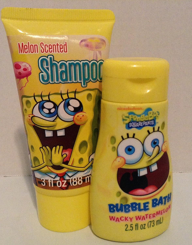Amazoncom Spongebob Squarepants Bath Set Beauty