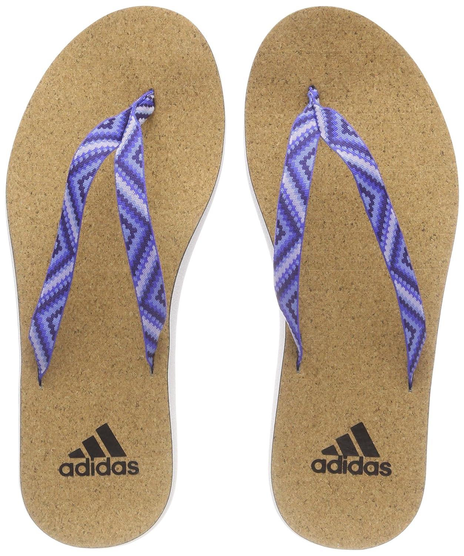 adidas Damen Eezay Cork Aqua Schuhe