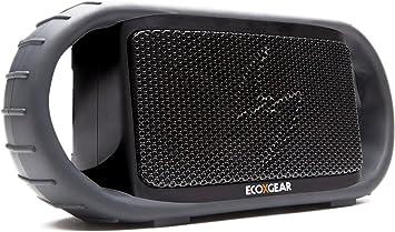 ECOXGEAR ECOXBT Rugged and Waterproof Wireless Bluetooth Speaker (Black)