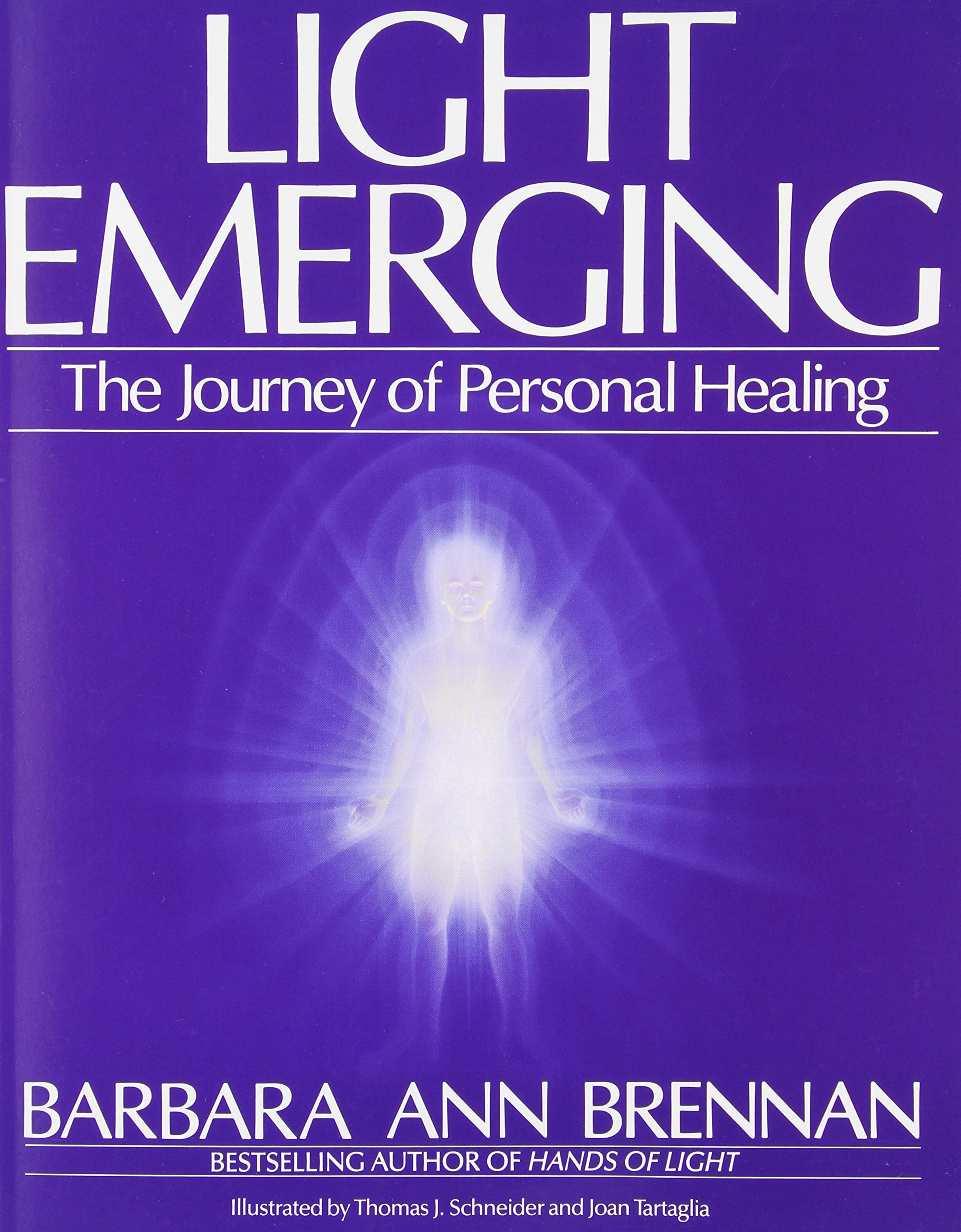 Buy Light Emerging: The Journey of Personal Healing
