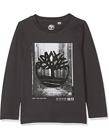 461ae5ab329ec0 Timberland Tee-Shirt Manches Longues T Bambino
