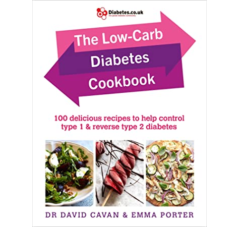 The Low Carb Diabetes Cookbook 100 Delicious Recipes To Help Control Type 1 And Reverse Type 2 Diabetes Cavan