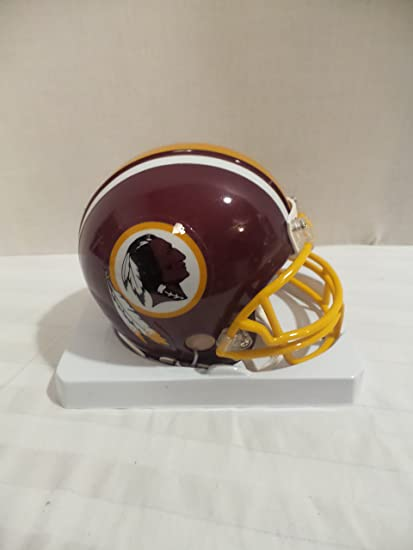 Image Unavailable. Image not available for. Color  Riddell Washington  Redskins Replica Mini Helmet 7c7e3845c