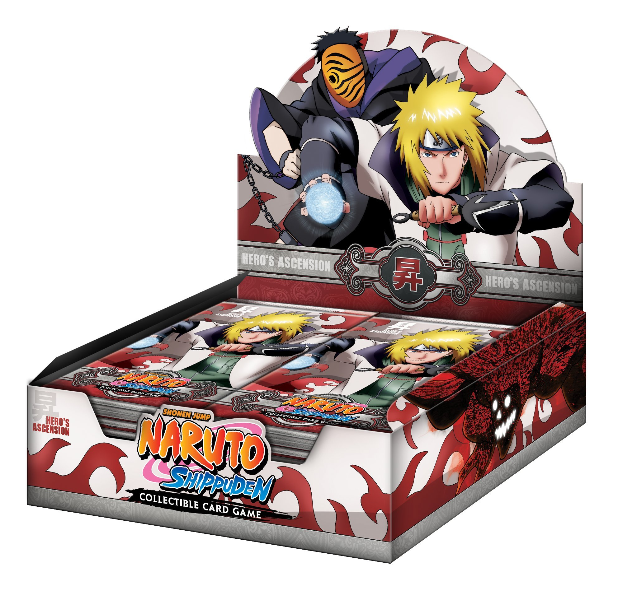 Hero's Ascension Booster Pack Box