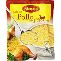 Conservas de sopas de pollo
