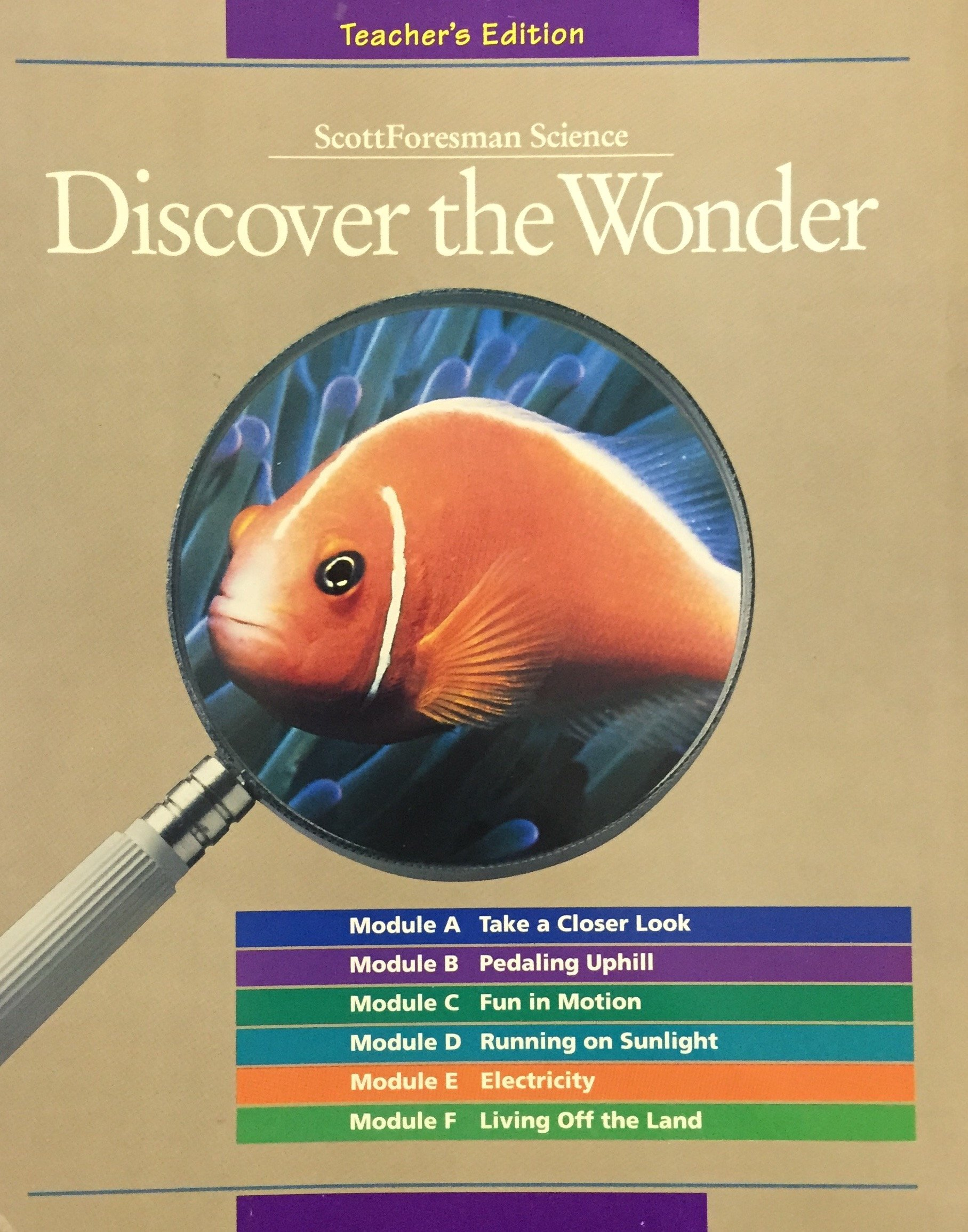 Discover the Wonder, Grade 5, Teacher's Assessment Package
