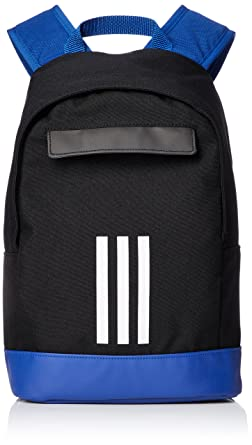 more photos 16913 48398 Image Unavailable. adidas Classic 3 Stripes Backpack ...