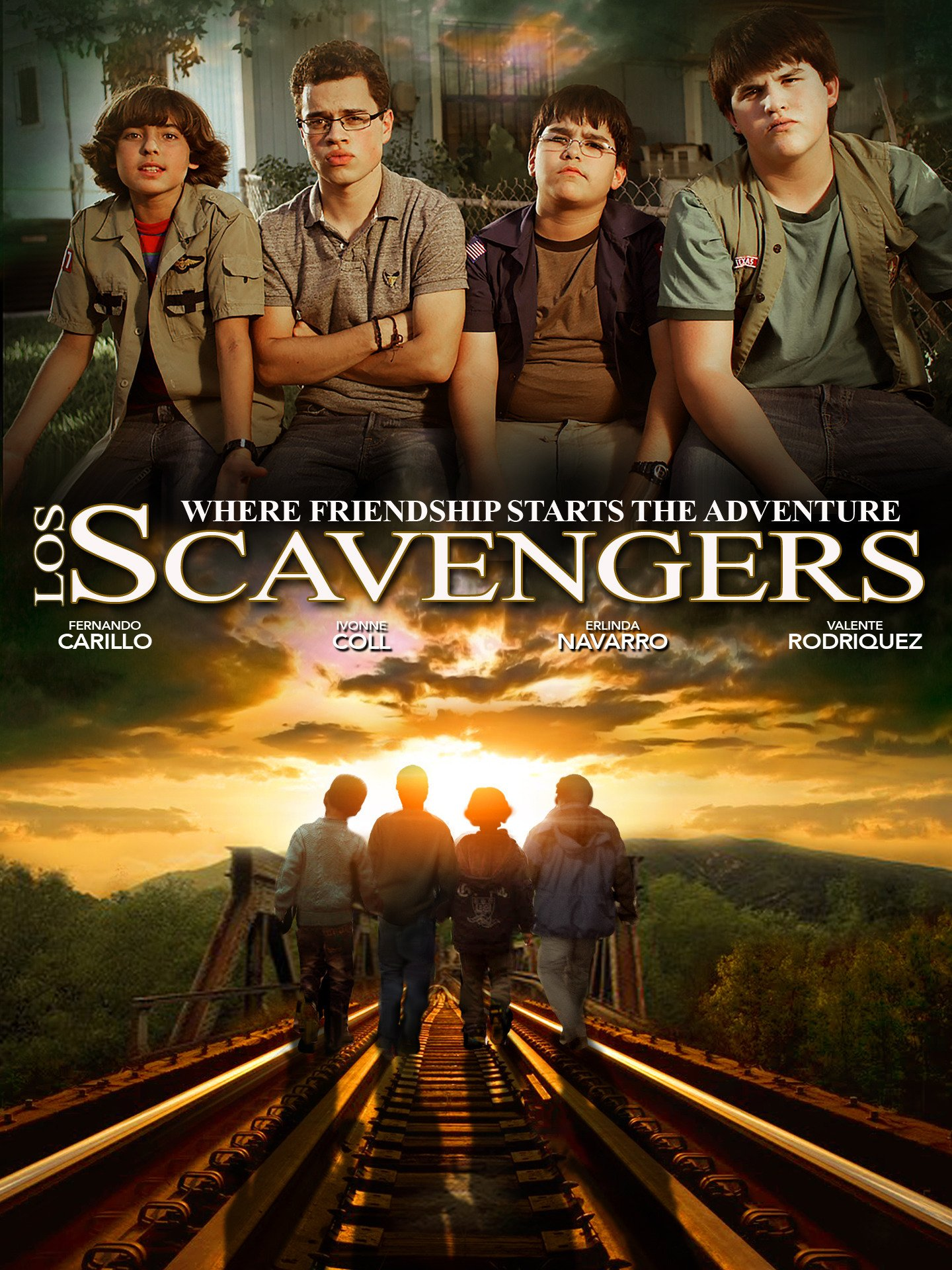 Los Scavengers on Amazon Prime Video UK
