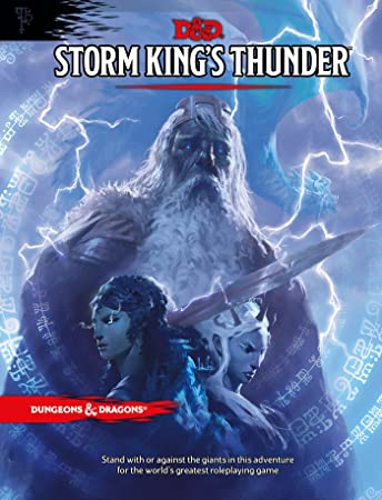 storm kings thunder dungeons dragons