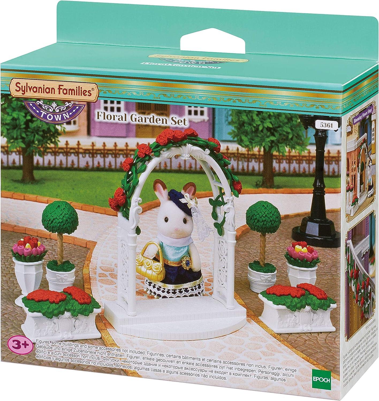 Sylvanian Families 5361 Garden Arch Kit, Multicolor