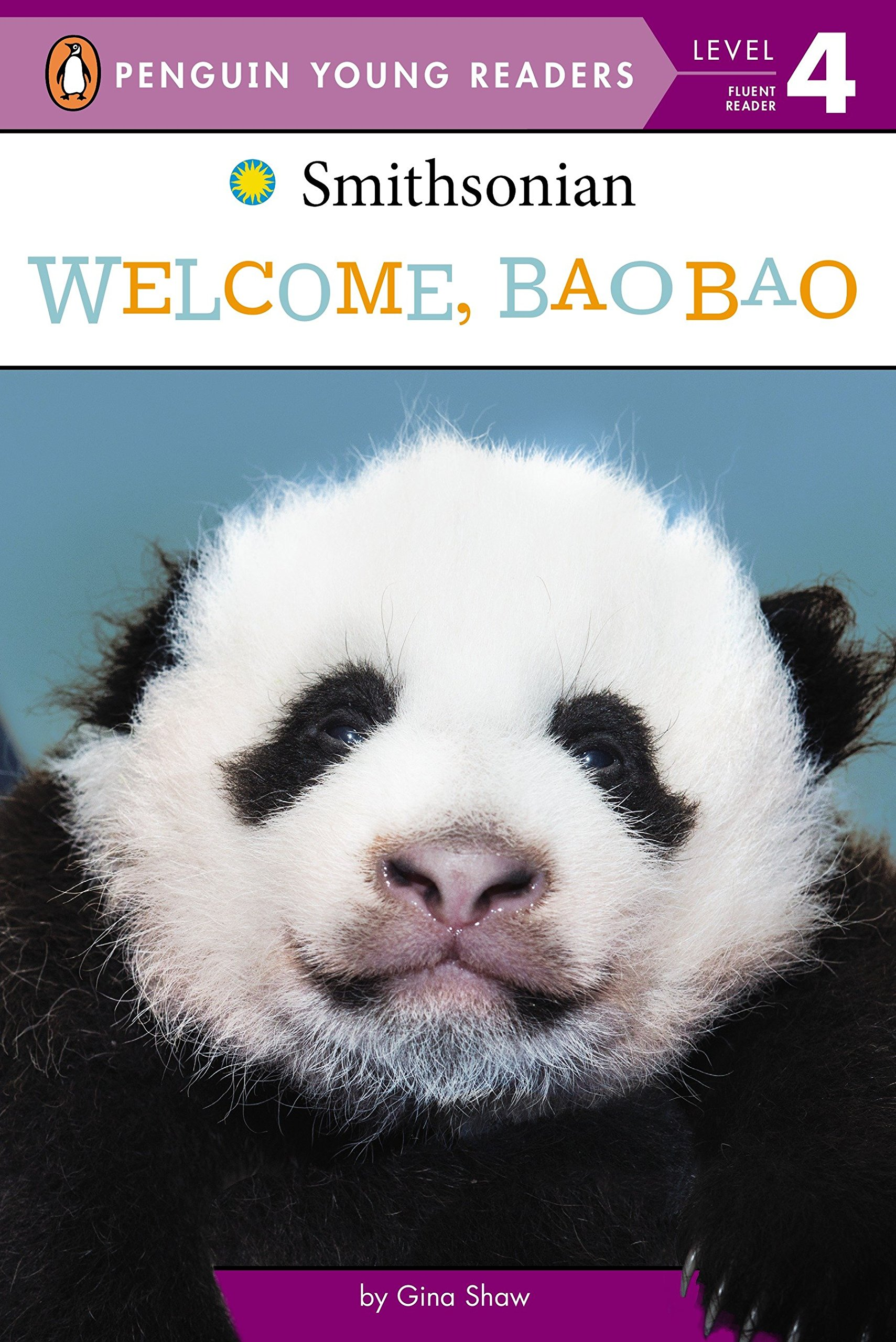 Welcome, Bao Bao (Smithsonian) pdf epub