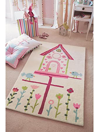 Amazon.de: Harlequin Teppiche Kinderzimmer Kinderteppich Home Tweet ...