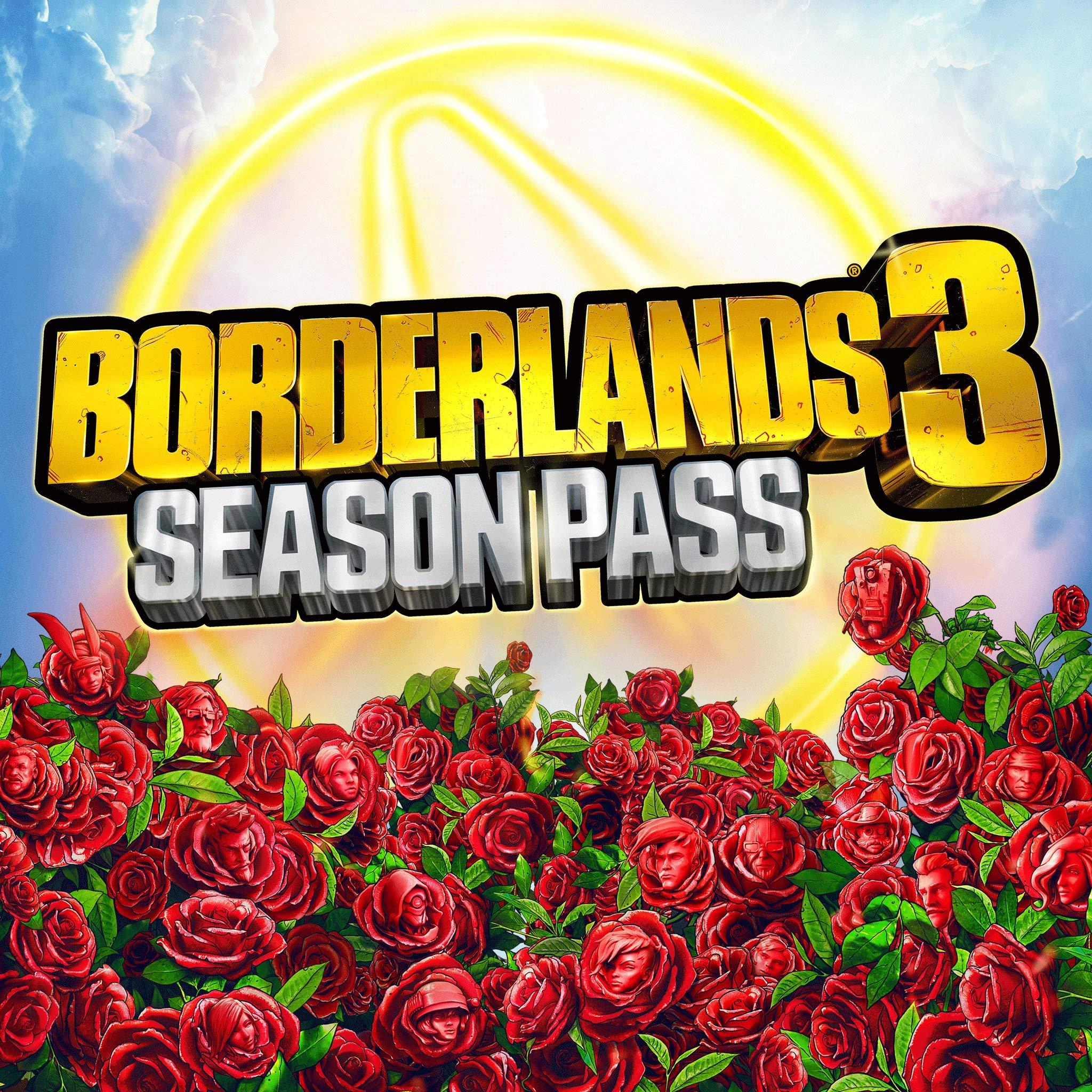 Borderlands 3 Season Pass - [PS4 Digital Code]