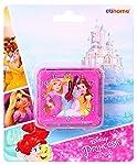 Relogio Quadrado Peq Princesas Disney Estampa Princesas