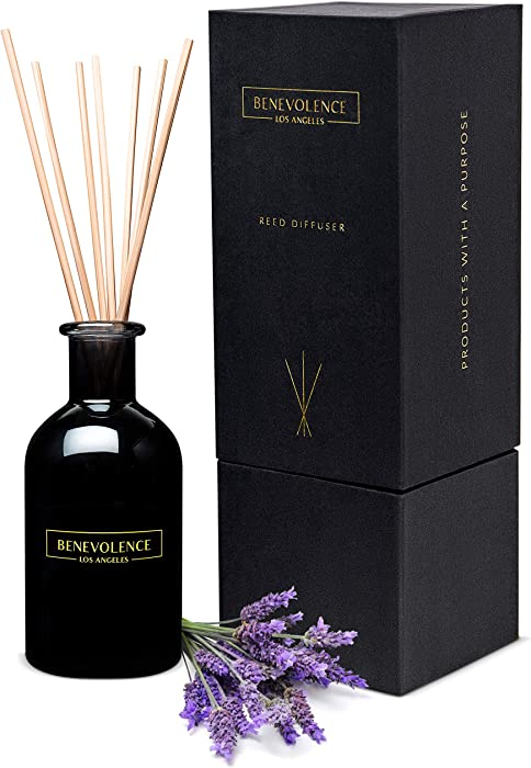 Top 10 Essential Oil Home Diffuser With Reeds