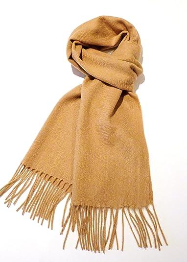 Luxuriöser Schal aus reinem Kaschmir für Damen und
