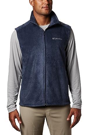 994038dd84 Columbia Men s Steens Mountain Full Zip Soft Fleece Vest