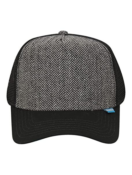 Djinns Mujeres Gorras/Gorra Trucker Tweed Combo High Fitted ...
