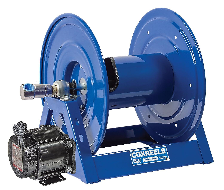 Coxreels HP1125-4-500-ED 12 VDC 1/2 hp Motorized Hose Reel 1/2