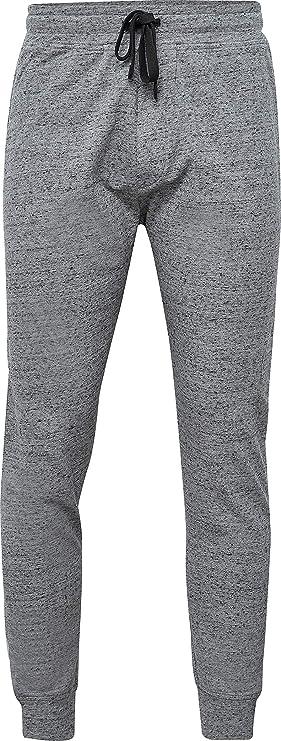 JBS of Denmark - Hombres - Pantalones de chándal en Mezcla de algodón - Pantalones para Correr - Gris o Negro - De la S a la XXL: Amazon.es: Ropa y accesorios