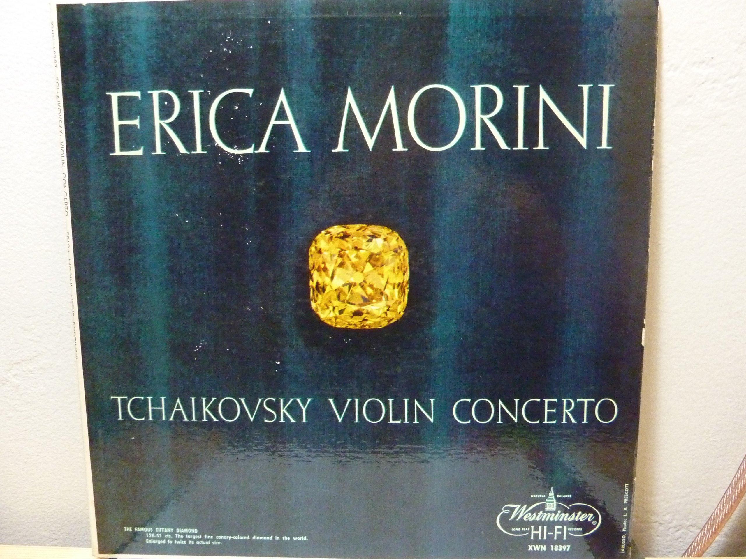 Tchaikovsky Violin Concerto by Westminster