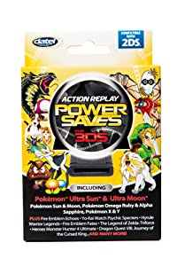 Action Replay Powersaves 3DS - 2018 Edition