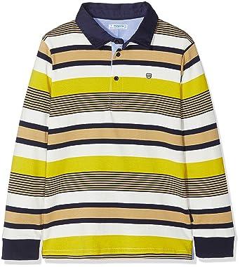 a43c70937 Mayoral Boy s 4100-61-6 Polo Shirt