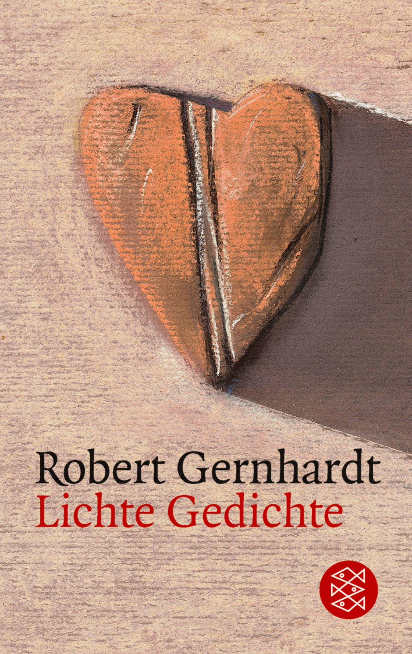 Lichte Gedichte Robert Gernhardt 9783596141081 Amazon