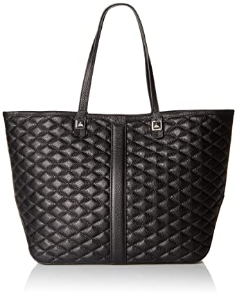 Amazon Rebecca Minkoff Quilted Everywhere Tote Black Clothing