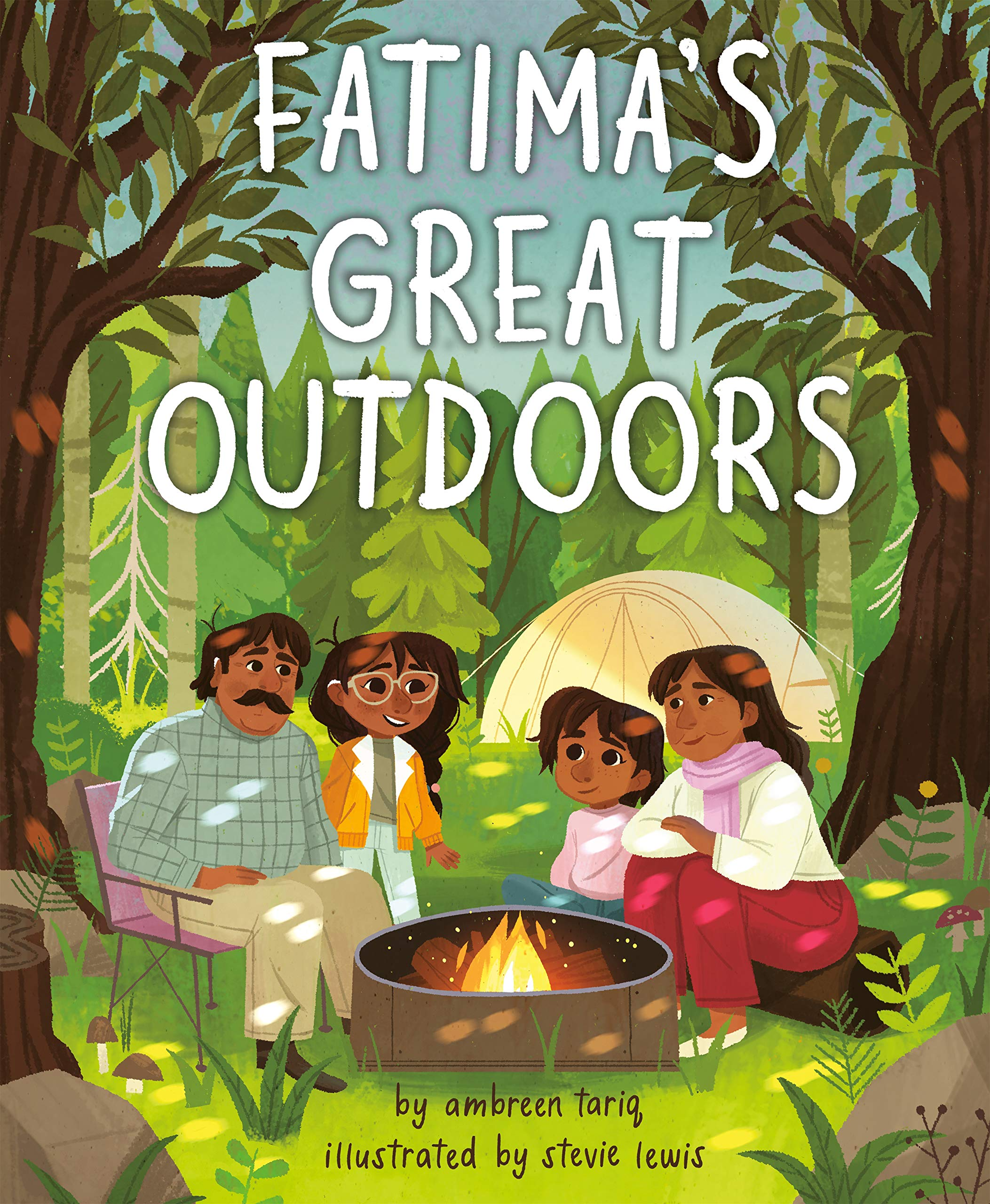 Fatima's Great Outdoors: Tariq, Ambreen, Lewis, Stevie: 9781984816955:  Amazon.com: Books