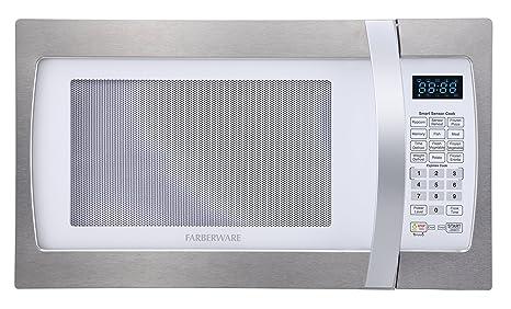 Amazon.com: Farberware FMO13AHTPLE profesional microondas ...