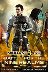 Battle For The Nine Realms: A Middang3ard Boxed Set: Never Split The Party, Late To The Party, It's My Party Kindle Edition
